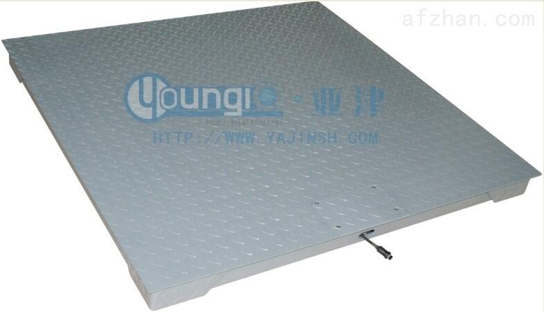 带打印电子地磅1吨小地磅单层碳钢打印地磅