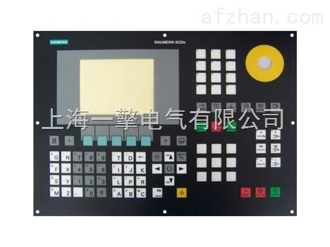 西门子数控802D面板黑屏维修