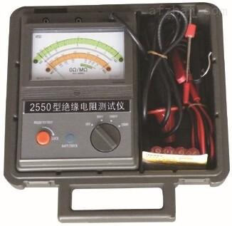 KY2501指针式高压绝缘电阻测试仪