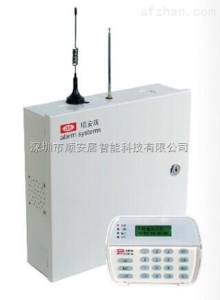 AS-9000IP TCP/IP网络联网报警主机