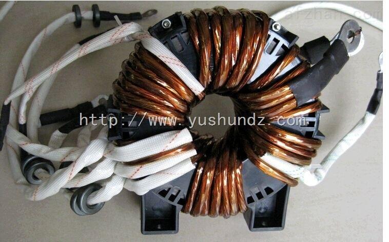 专业定做高频逆变电焊机用非晶纳米晶磁环变压器