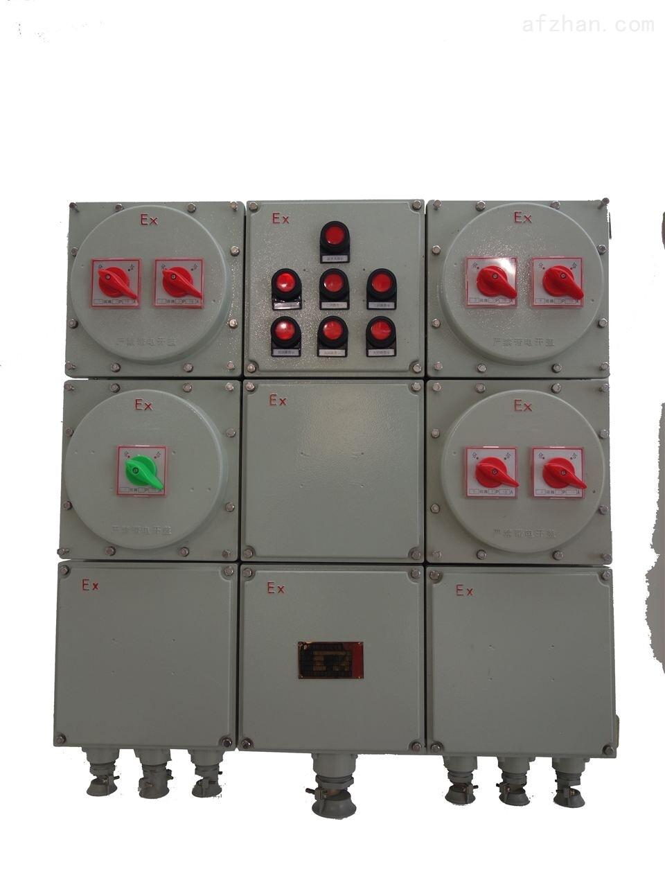 可定制bxm(d)51-系列防爆照明(动力)配电箱