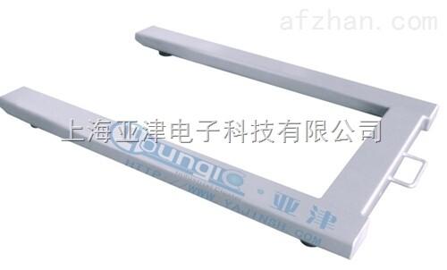 上海地磅厂销售2T携式电子地磅