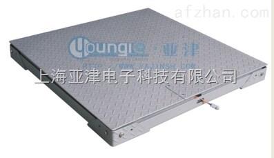 上海地磅厂1T双层电子地磅秤供应