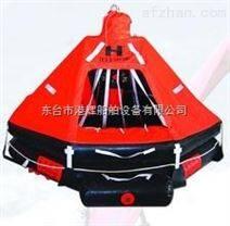 救生设备:可吊式气胀式救生筏