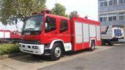 Z便宜的五十铃6吨水罐消防车