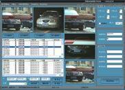 车牌识别+刷卡收费系统