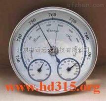 M188714中西供应 室内温湿度气压计三合一气象站  型号:0M188714库号:M188714