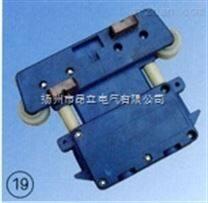 HXTL-4-25/120铝塑复合型滑触线集电器