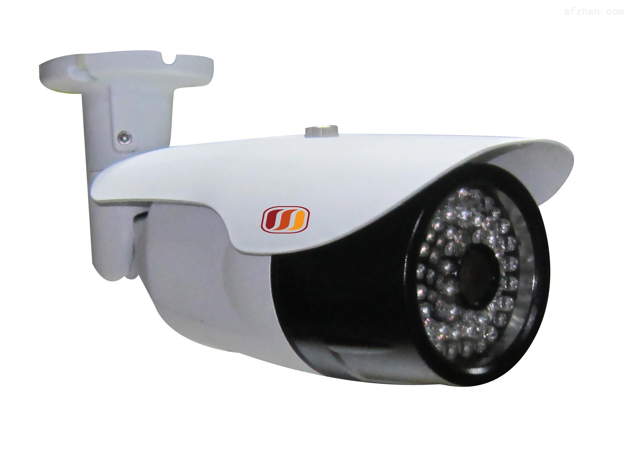 网络红外枪机摄像机