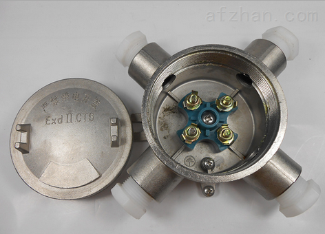 304ss不锈钢防爆接线盒4分6分1寸现货供应