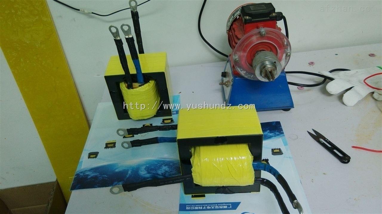大功率充电桩电路板照片