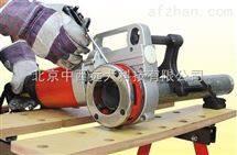 手持式电动套丝机/切管套丝机 带割管功能 型号:SJN-GMTE-03C库号:M326589