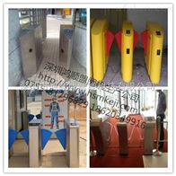 Building electronic ticket system library lock exhibition fan acrylic wing gate