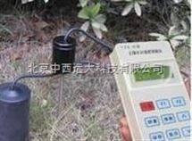 土壤水分温度速测仪  型号:SJN-TZS-W ()库号:M388239