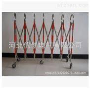 优创电气 不锈钢伸缩围栏 隔离带 伸缩护栏 隔离网 电动伸缩门