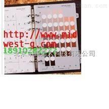 门塞尔防水土壤比色卡 型号:XDB0-FS库号:M340525