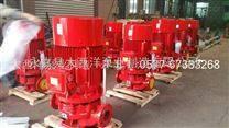单级消防泵用途