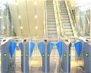 電梯口出入按鈕開關扇形自動翼閘