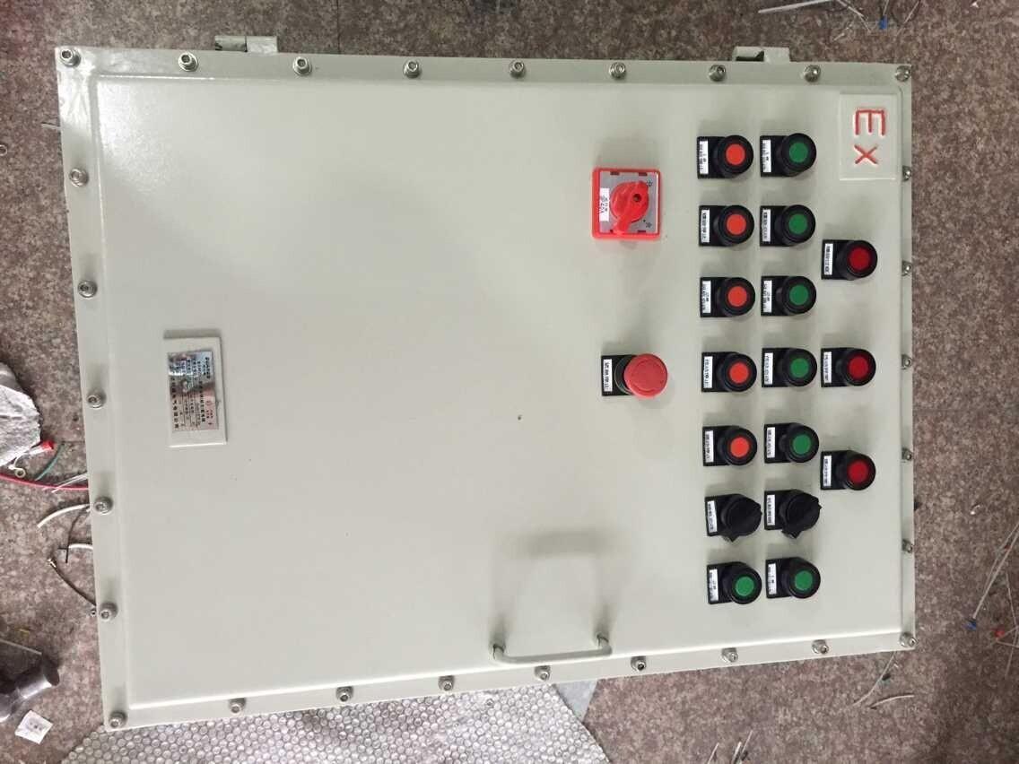 XBK防爆电控箱