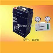 4V2AH铅酸免维护蓄电池,应急灯、电子秤用6V小电瓶,消防应急灯专用蓄电池、电瓶