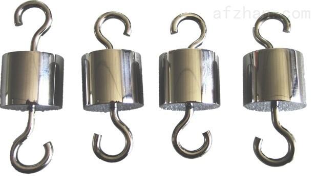 介绍】5kg双钩砝码: 标准砝码作为质量标准的物体