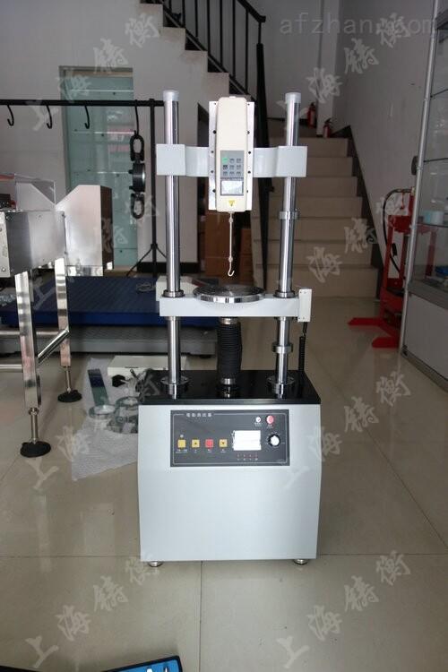 双柱电动立式测试台