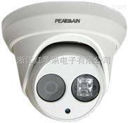 """200万1/2.7""""CMOS ICR日夜型半球型网络摄像机"""