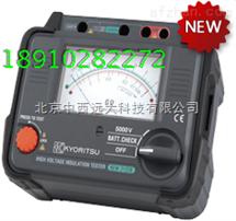 高压绝缘电阻测试仪 新品 型号:KEW3121B库号:M383418