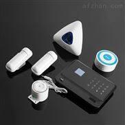防盗报警主机GSM+WIFI+GPRS家庭防盗报警器全触摸按键双向语音通话