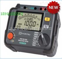 日本共立绝缘电阻测试仪 新品 型号: 3125A库号:M386013