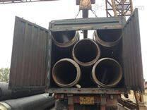 热水供暖地埋预制管厂家供应=地暖式直埋保温管道
