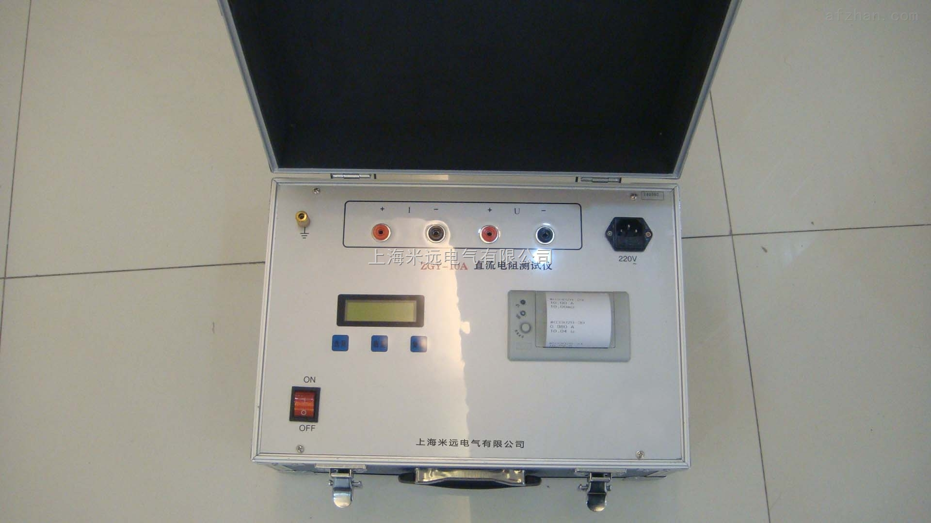 zgy-0510-zgy-0510变压器直流电阻测试仪-上海米远