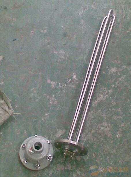 SRY2/SRY4浸入油式管状加热器