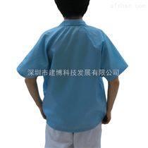 夏季防靜電服短袖上衣
