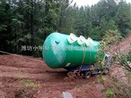银川地区地埋式一体化污水处理设备