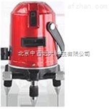 M402721北京中西S1供应 激光投线仪(红外五线水平仪) 型号:CC-498DP库号:M402721