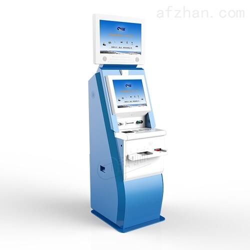 北京钱林自助售票机|针对博物馆、景区开发,外观时尚、操作简单