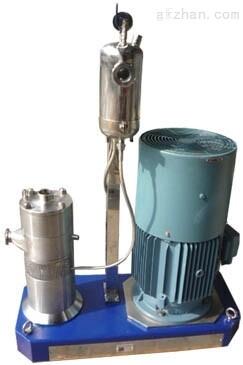 超高速电子废液乳化机