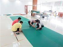 灰色抗静电地胶垫5mm耐磨耐高温实验室研究中心地面铺设