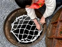 排水井防坠网厂家