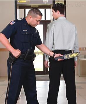 车站安检手持金属扫描仪