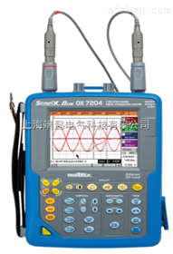 OX7204-BUS 便携式隔离通道示波器