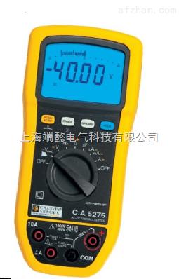 CA5275 6000-计数数字万用表