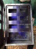 山东304不锈钢防爆仪表箱|双门嵌入式安装