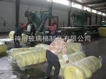 铝箔玻璃棉卷毡钢构专用铝箔玻璃棉毡