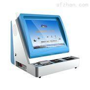 楼宇刷卡验证机|访客刷卡登记系统|双屏访客机