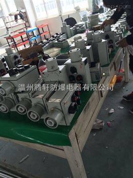 LBZ水泵就地防爆操作柱
