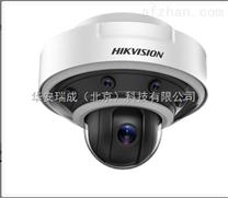 星光级360°全景一体式网络高清智能球形鹰眼摄像机