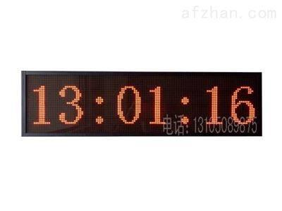 led网络数字电子钟